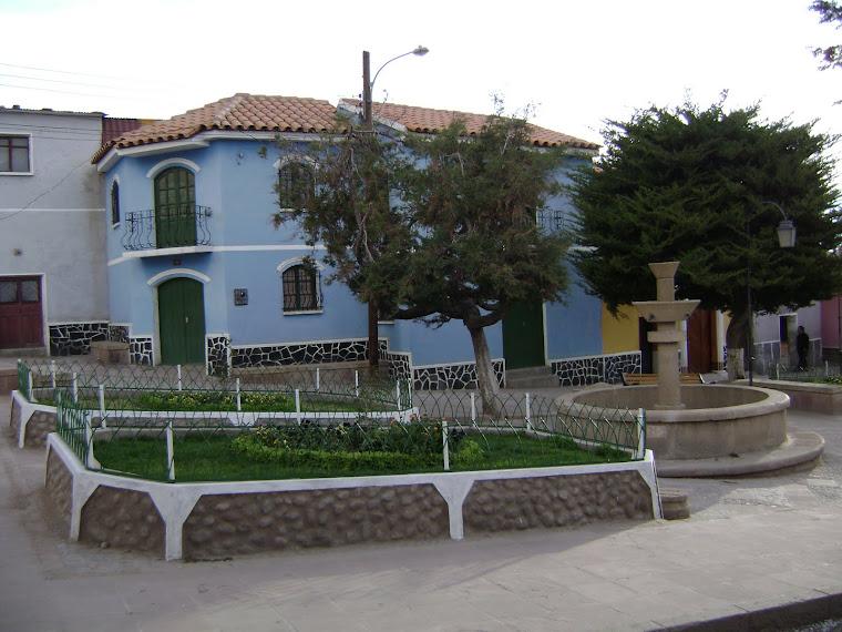 Plaza de Potosí