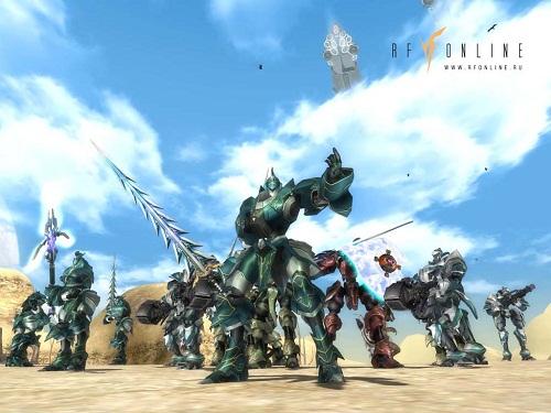 Download Gratis Game RF Online Indonesia 2012 secara  Cepat (Part 1-5)