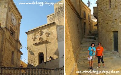 En Victoria o Rabat, capital de Gozo, Malta