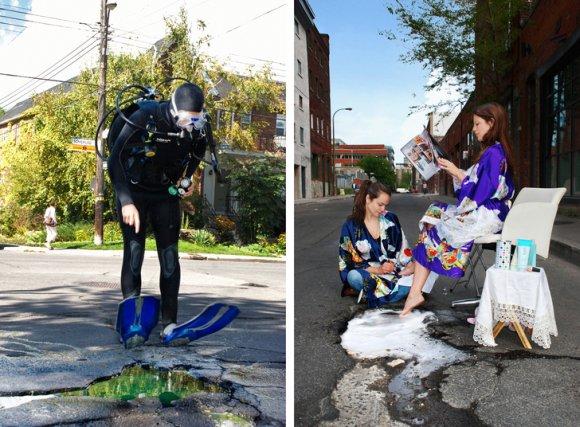 davide luciano fotografia critica social buracos no asfalto ruas