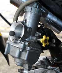 Cara Menentukan Arah Karburator Yang Tepat