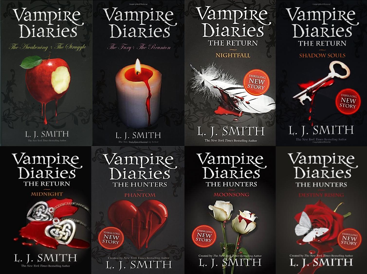 Free kindle books vampire diaries