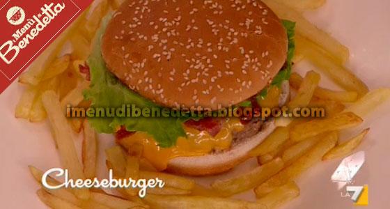 Cheeseburger di Benedetta Parodi