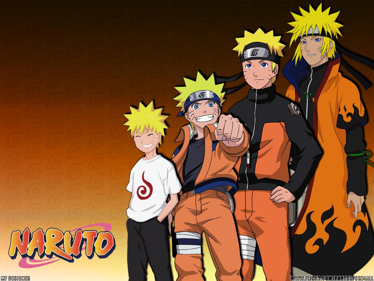 Galeri Gambar Naruto Shippuden Terbaru