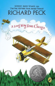 "Kid's Book Group Reads ""A Long Way From Chicago"" for February 17, 2016"