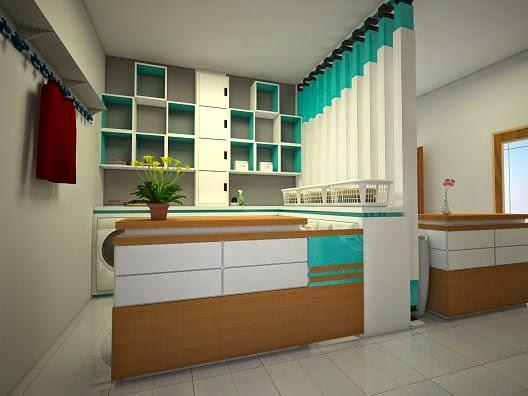 Jasa Desain Ruko Minimalis Modern: Desain Interior Ruko