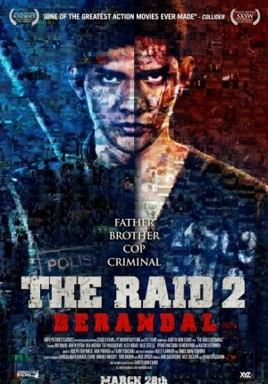 The Raid 2 : Berandal (2014)