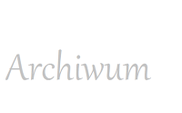 Archiwum - obraz