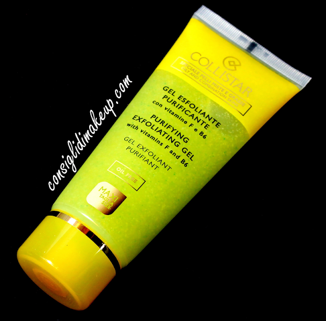 Review: Gel Esfoliante Purificante - Collistar