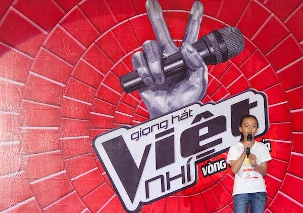 Giọng hát việt nhí 2014 Full