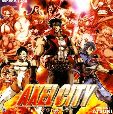 Axel City - Mediafire Link