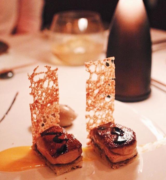 Spago, MBS, Singapore, foie gras, kaya toast wolfgang Puck