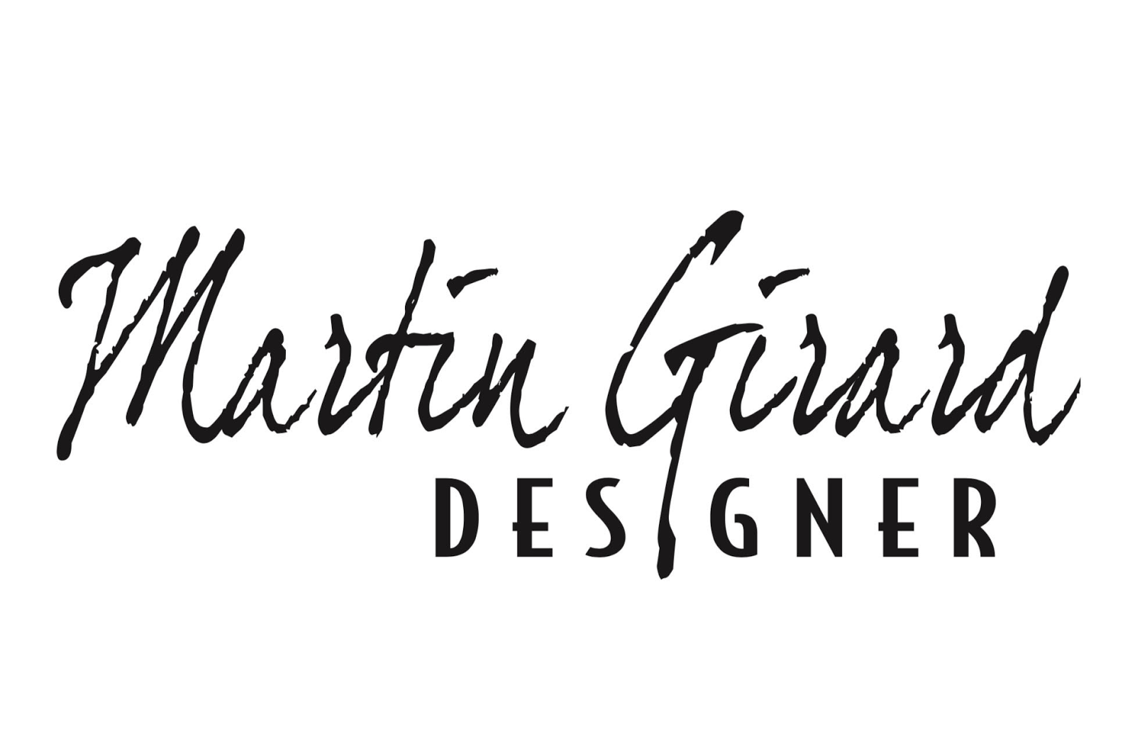 Martin Girard Designer