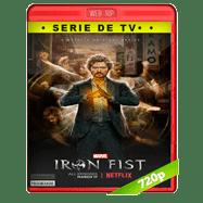 Iron Fist (2017) Temporada 1 Completa WEBRip 720p Audio Dual Latino-Ingles
