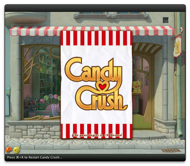 4. Candy Crush