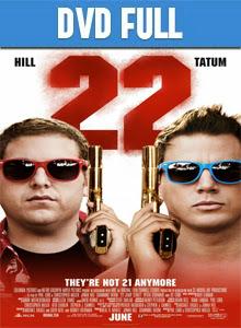 22 Jump Street DVD Full Español Latino 2014