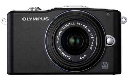 Review Kamera Olympus E-PM1