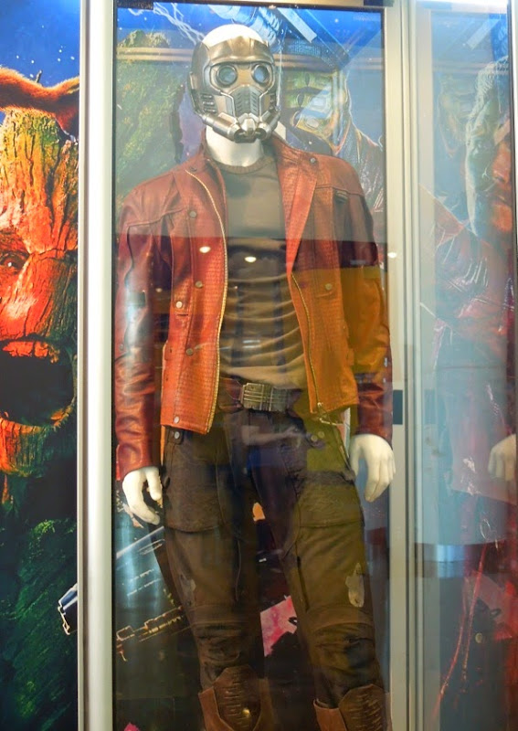 Guardians of the Galaxy Star-Lord costume