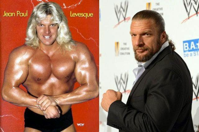 """Triple H"" Hunter Hearst Helmsley"