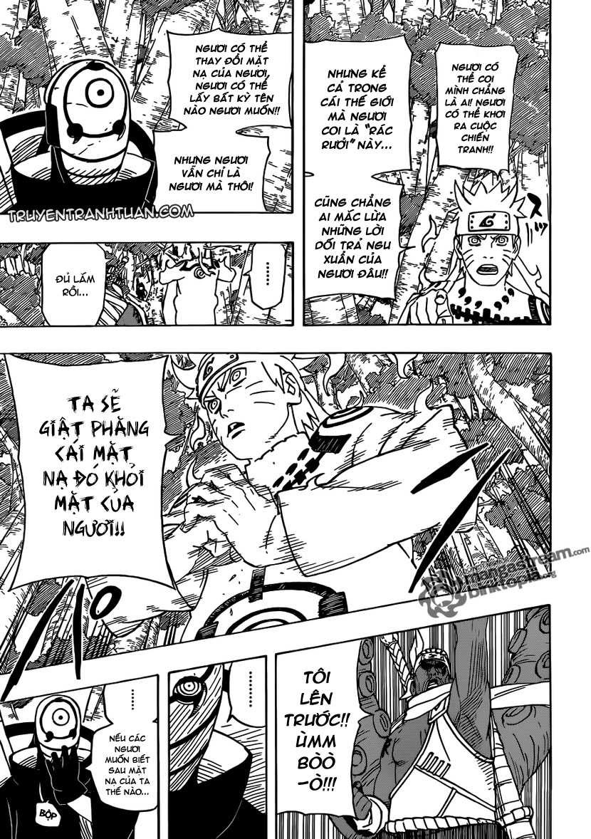 Naruto - Chapter 564 - Pic 14