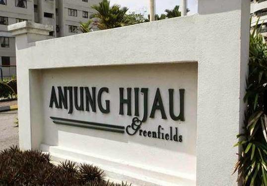 Penthouse Duplex Anjung Hijau Bukit Jalil for SALE