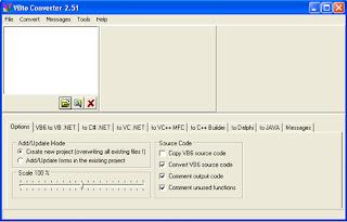 VBto Converter 2.51 Portable