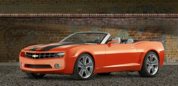 2011 Chevrolet Camaro Has Gorgeous Exterior And Interior Looks