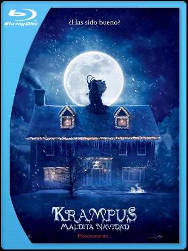 Krampus: Maldita Navidad (2015) BrRip 720p Latino