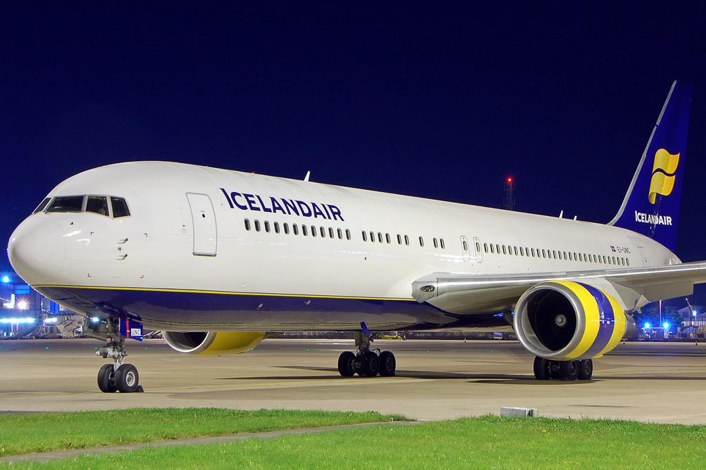 Aero Pacific Flightlines Icelandair Boeing 767 319 Er
