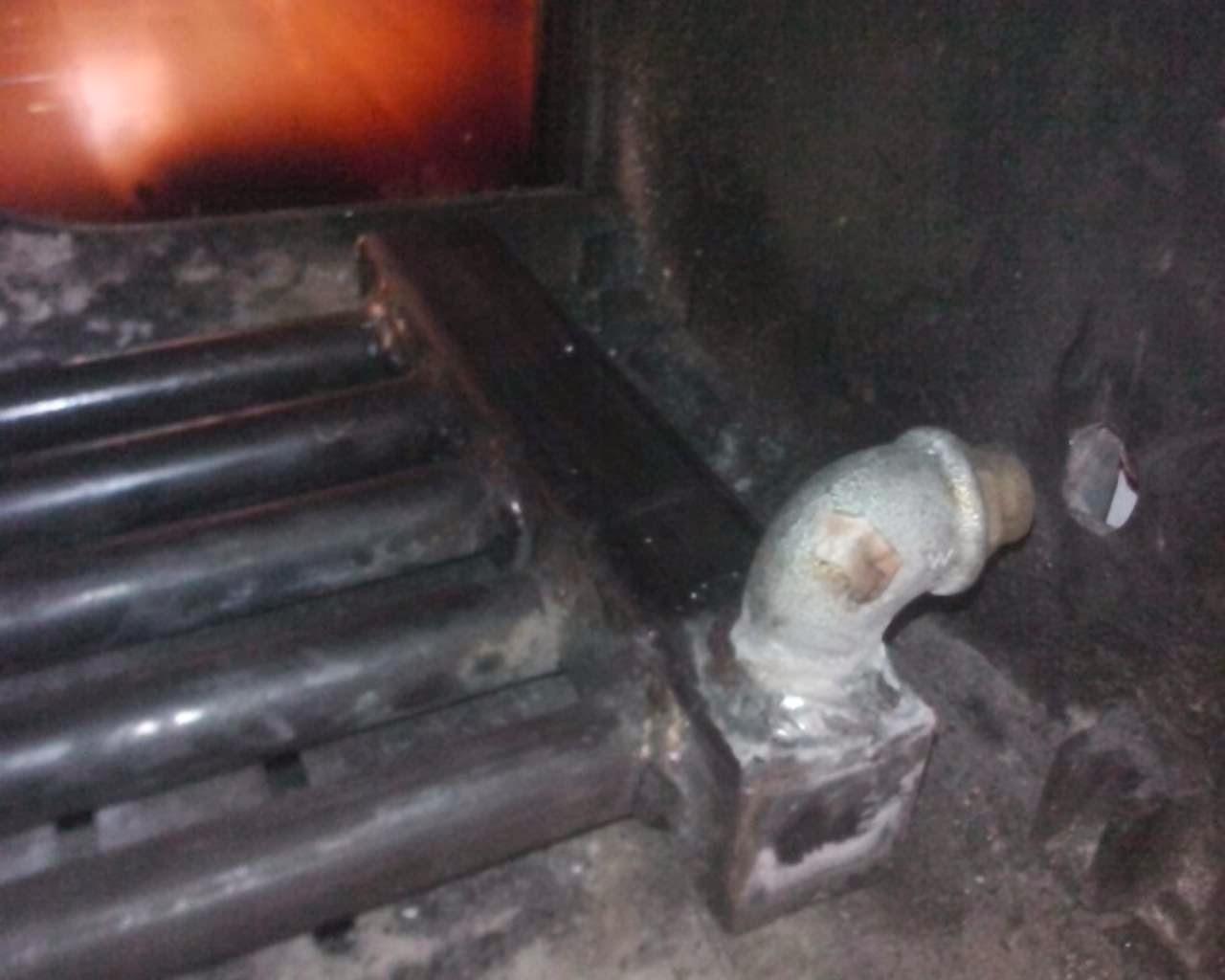 Estufas de le a conectadas a radiadores hydraulic actuators for Calefaccion lena radiadores