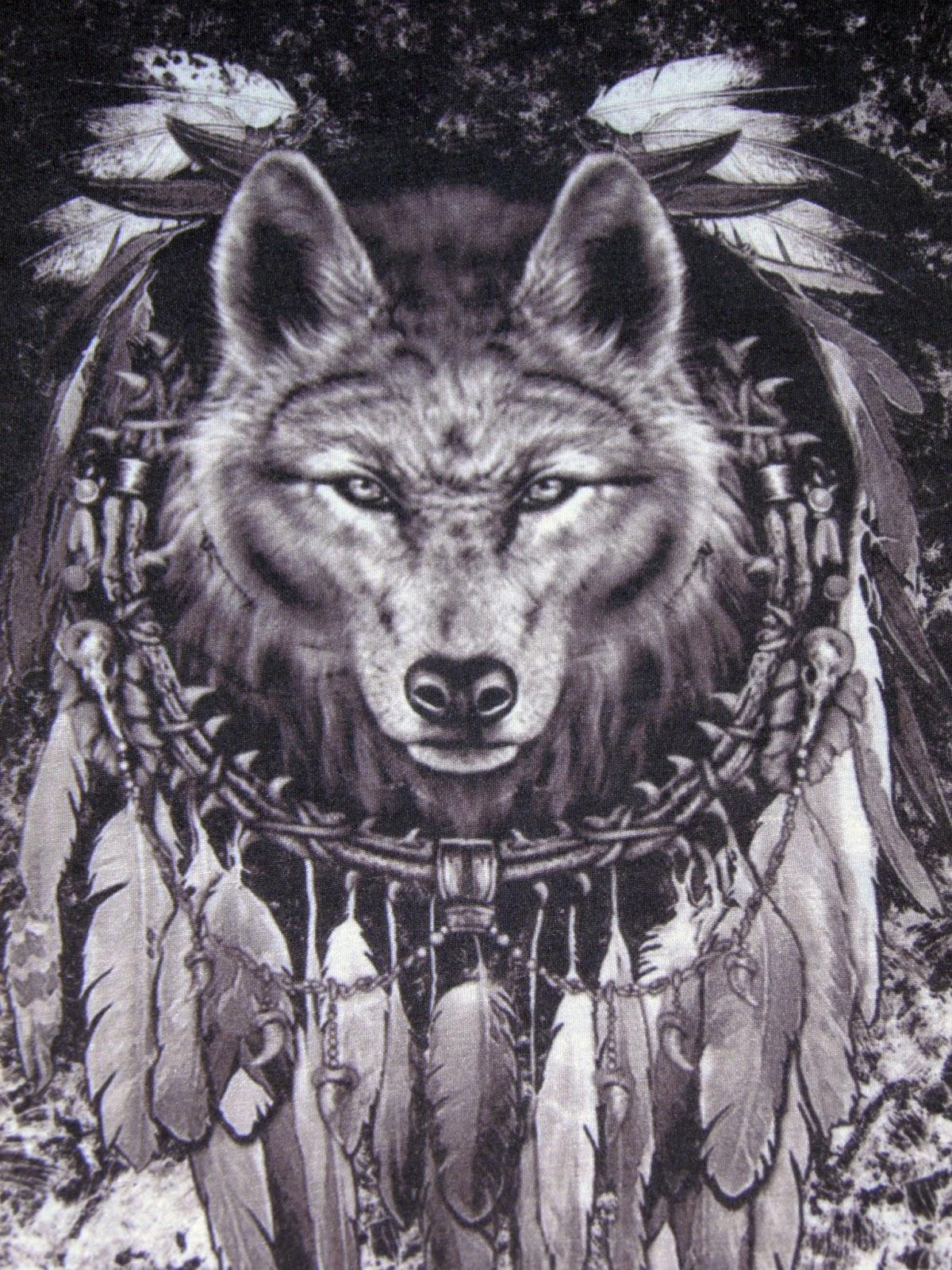 Imagenes De Indios Con Lobos Varios Lobos Junto A Un