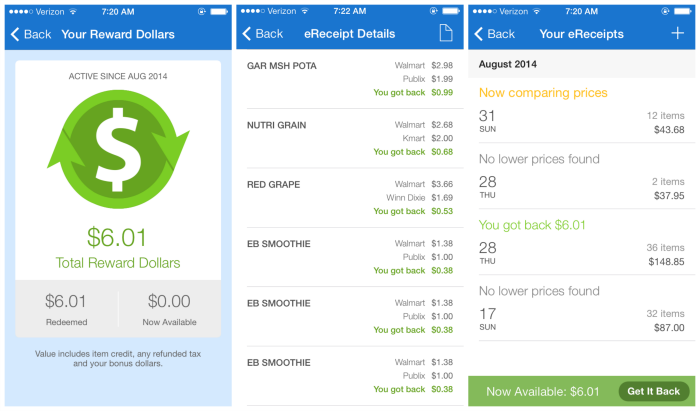 Blog how to save money with the walmart savings catcher app