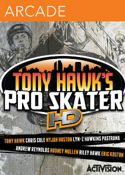 Ac Download   Tony Hawks Pro Skater HD   PC   Repack