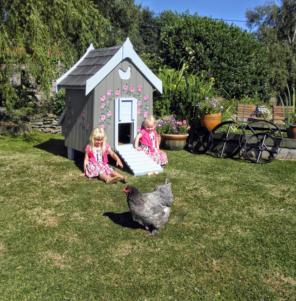 Fairy Take Fantasia Hen House