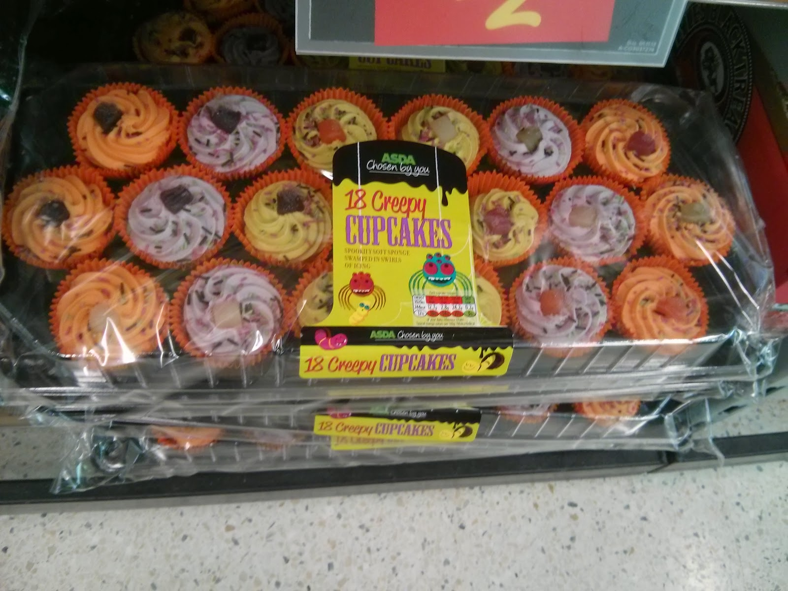 Asda Personalised Birthday Cakes In Store ~ Cheats frozen birthday cake diary of a fat bottomed girl swizzels