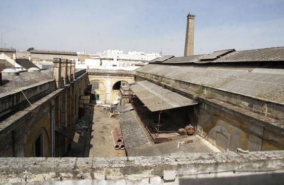 Patrimonio industrial arquitect nico la f brica de for La fabrica del mueble sevilla