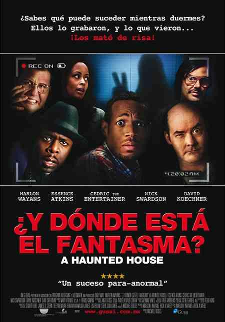 descargar Y Donde Esta El Fantasma, Y Donde Esta El Fantasma latino, ver online Y Donde Esta El Fantasma