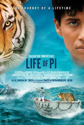 Filme Poster As Aventuras de Pi TS XviD & RMVB Legendado
