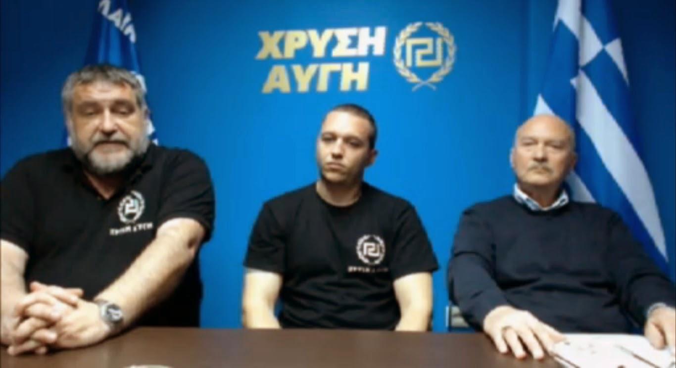 Δείτε ζωντανά την πολιτική εκπομπή της Χρυσής Αυγής στο Xagr.net