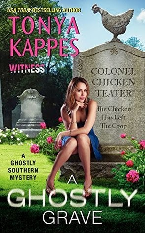Book Tour: A Ghostly Grave by Tonya Kappes