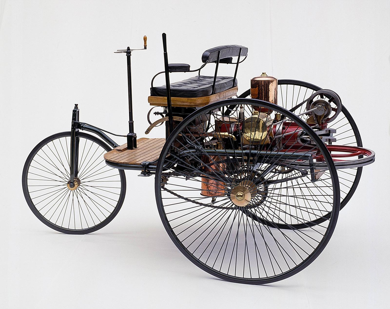Sejarah Ditemukannya Mobil