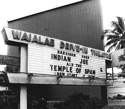 Waialae Drive_in Ghost