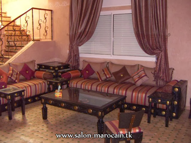 D coration salon marocain moderne d coration salon marocain moderne 2016 - Decoration salon marocain moderne ...
