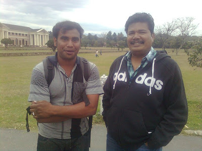 Venkat Sundar with Director Shankar