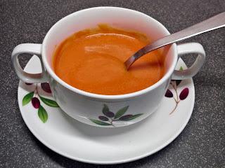Salsa de Tomate en Crudo
