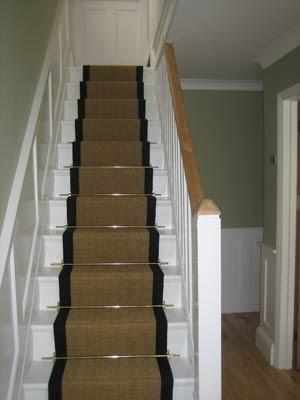 Stair Sunners Runner Design Tips