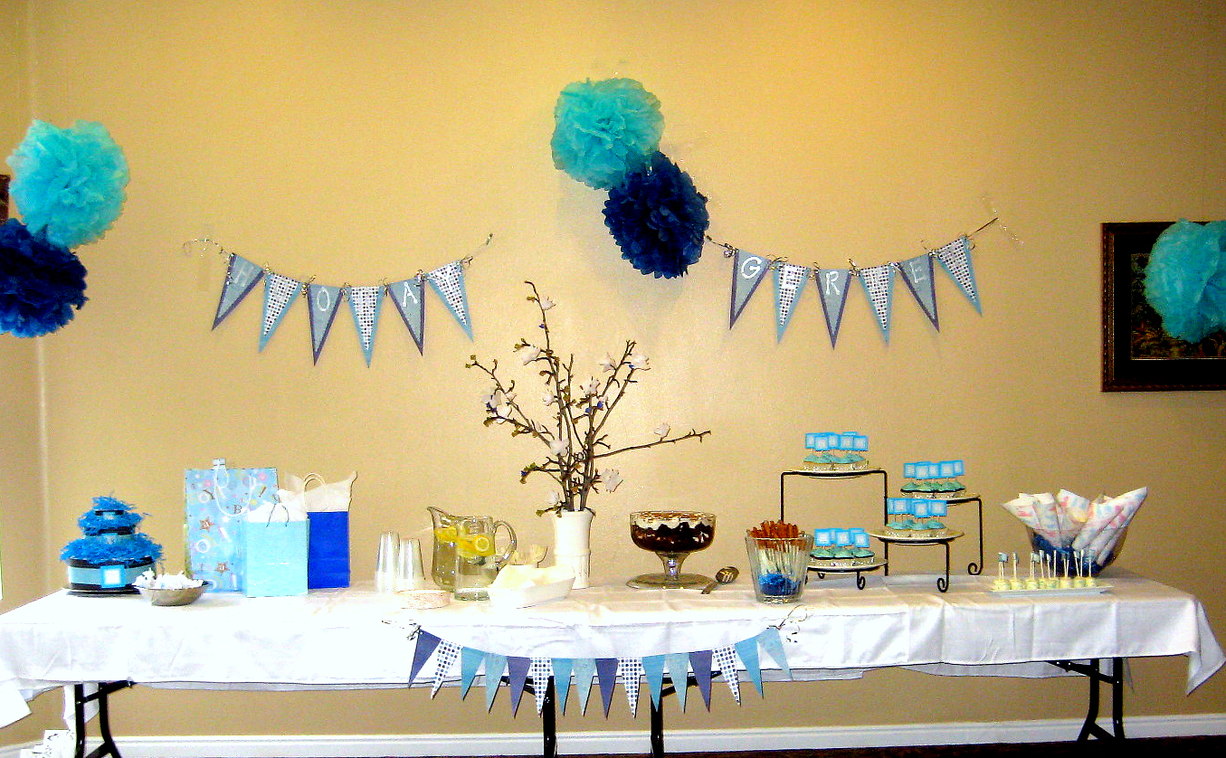 baby shower in images