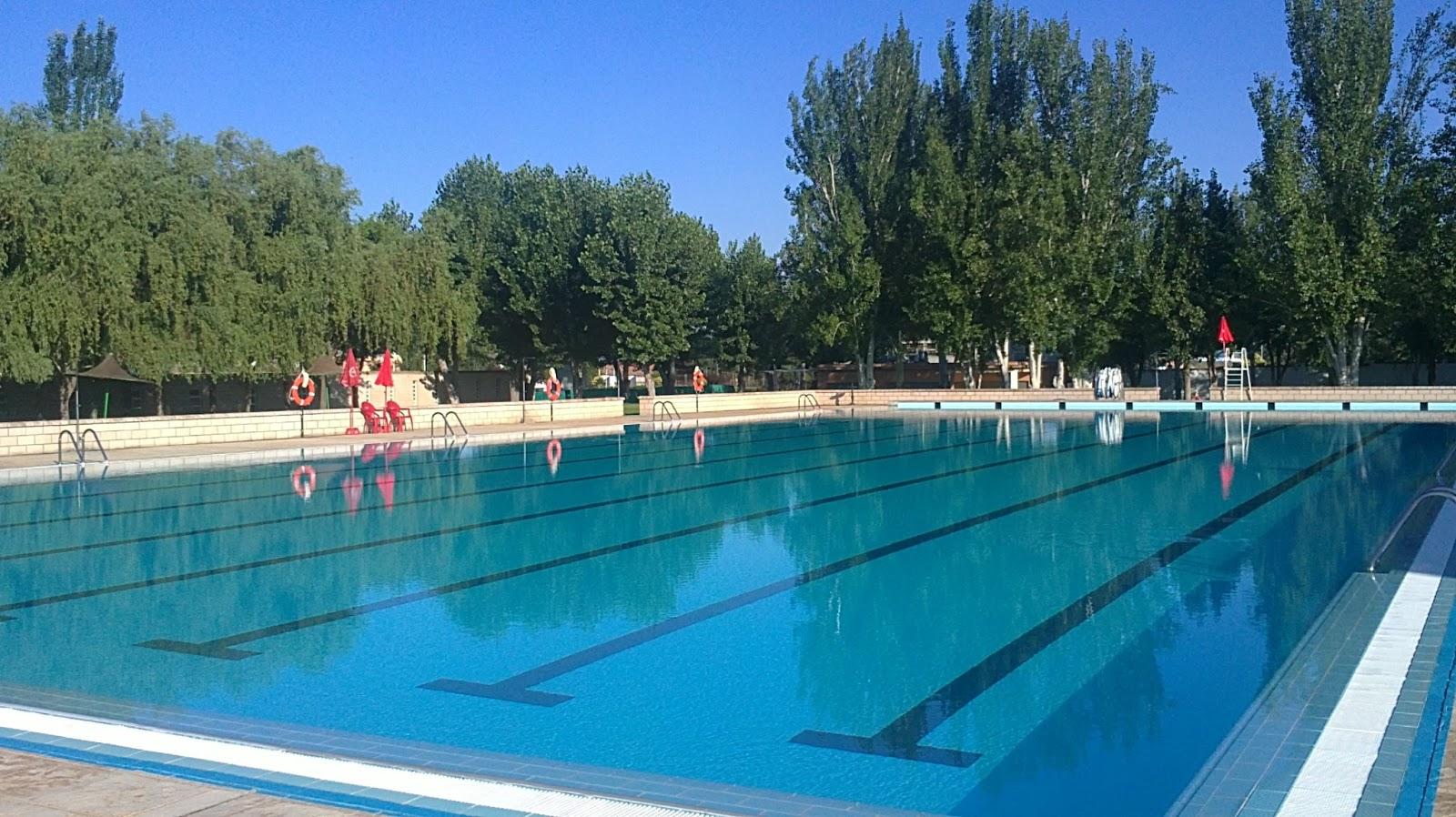 Zafra ciudad deportiva piscina municipal de verano for Piscina municipal ciudad real
