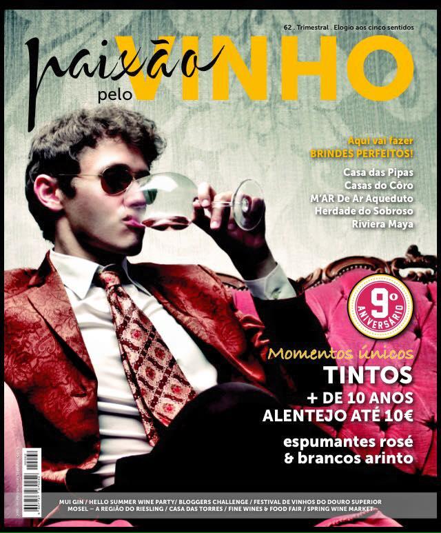 Paixão pelo Vinho 62 - reservarecomendada.blogspot.pt