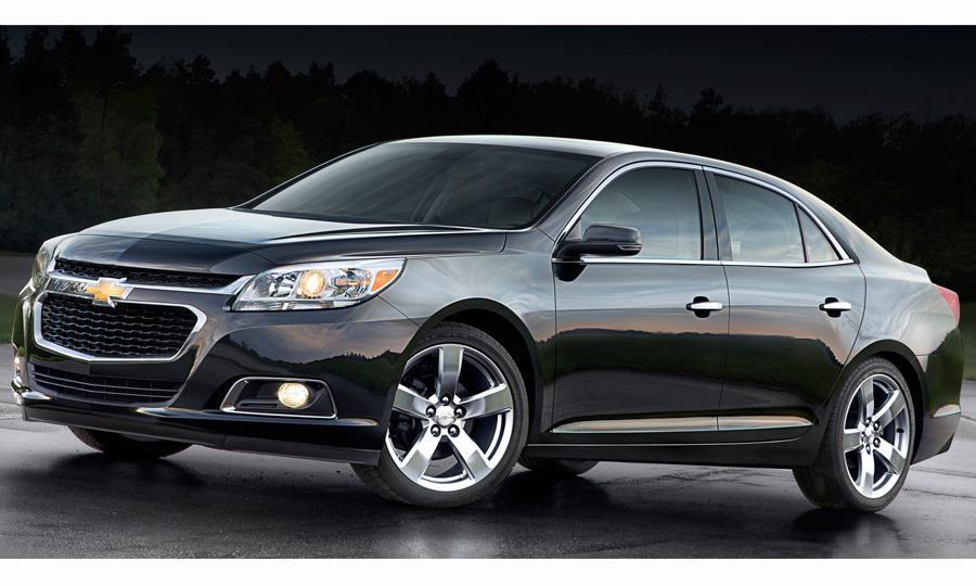 2014 Chevrolet Malibu review   Automotive Cars